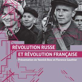 Recension de Révolution russe et Révolution Française dans le Monde Diplomatique