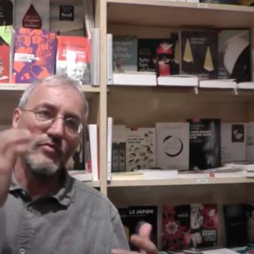 Vidéo – Yannick Bosc – Rencontre librairie Tropiques