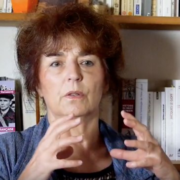 Vidéo – Florence Gauthier- Albert Mathiez
